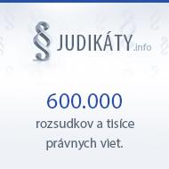 judikaty